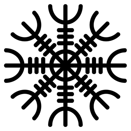 Aegishjalmur Symbol