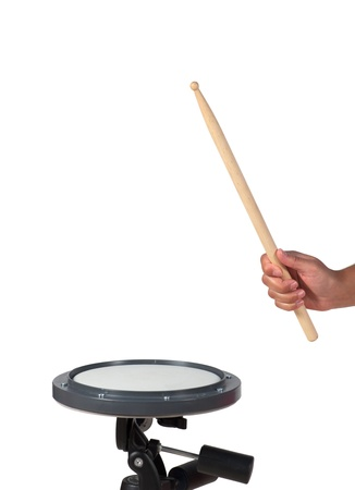 Volledige drum beroerte