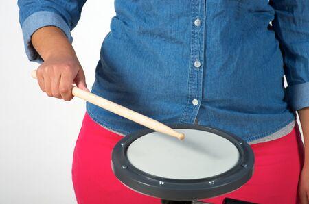 Zachte drum dynamische Stockfoto - 21590513