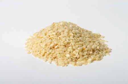 Tablespoon of Sesame Seed Imagens