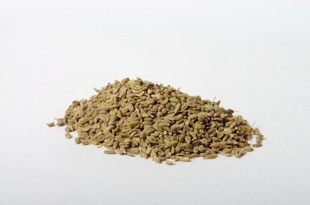 Tablespoon of Anise Seed Imagens - 22974316
