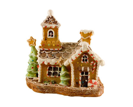 Gingerbread House Stock Photo - 646705