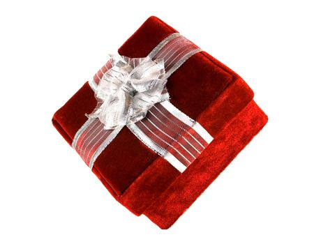 Red Gift  Stock Photo - 646708