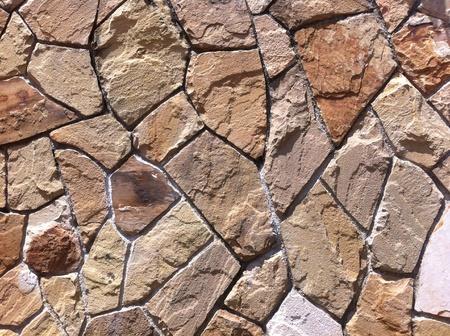 materiale: Decora la parete di materiale lapideo