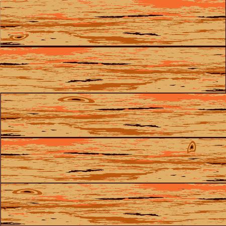 craquelure: Wood texture Natural Wooden Background. Craquelure. Vector Illustration