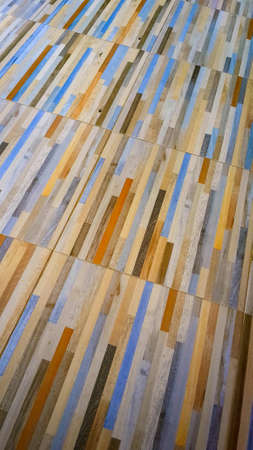 tiled floor: The colorful of tiled floor. Stock Photo