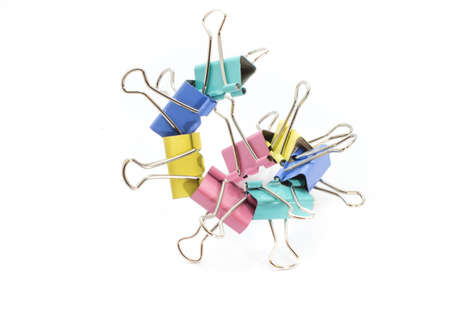 paper clips: Colorful Paper Clips