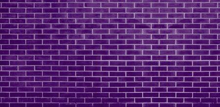 Brick wall, Purple bricks wall texture background for graphic design