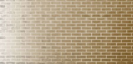 Brick wall, Brown white bricks wall texture background for graphic design