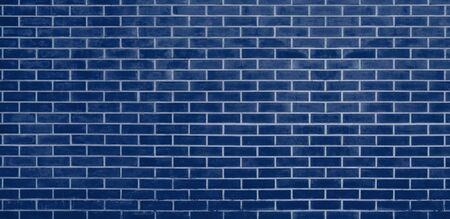 Brick wall, Blue bricks wall texture background for graphic design
