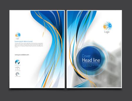 advertising design: Design template. Annual design. Brochure design. Flyer template. Editable A4 poster for business, education, presentation, website, magazine cover. Vector file