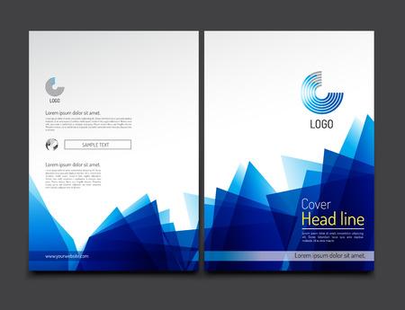 er: Design template. Annual design. Brochure design. Flyer template. Editable A4 poster for business, education, presentation, website, magazine cover. Vector file