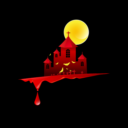 Halloween   symbol design. vector file Illustration