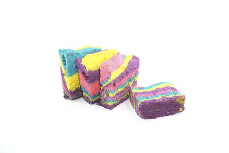 Malaysian Traditional cakes Stock Photo