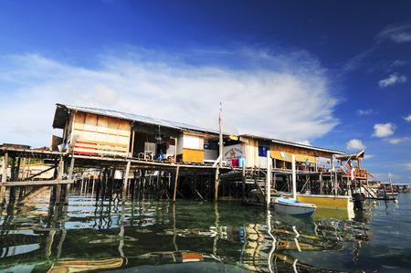 mabul: Mabul Island, Sabah, East Malaysia.