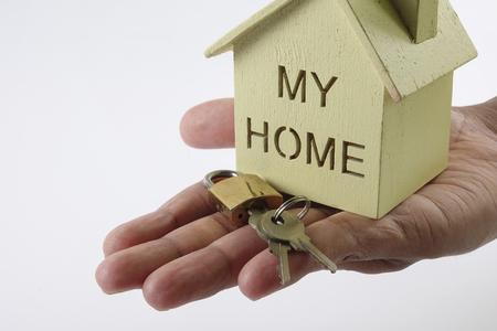 Housing loan concept. Reklamní fotografie