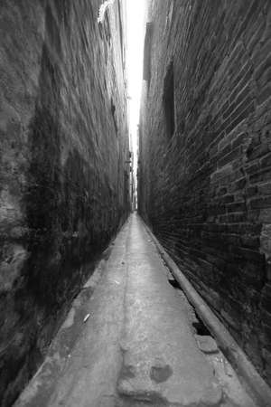 old alley photo