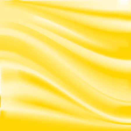 cotton velvet: abstract background texture yellow crumpled fabric cloth or liquid waves of folds idea design