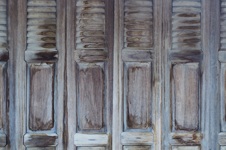 weathered: Antique door Stock Photo