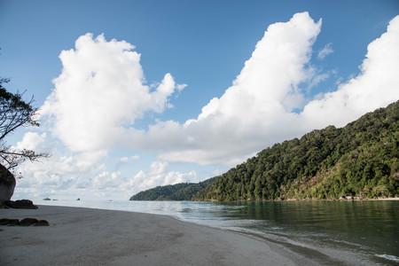 phang nga: Surin Island Phang Nga Thailand