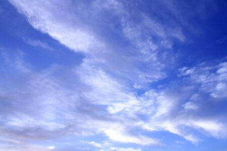 A beautiful sky, would make a great background.