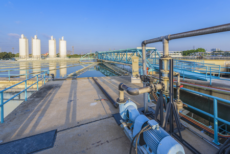 Chemical addition process in Water Treatment Plant
