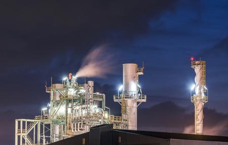 petrochemical plant Reklamní fotografie