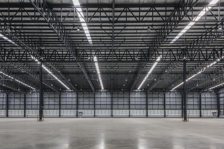 Grand entrepôt moderne