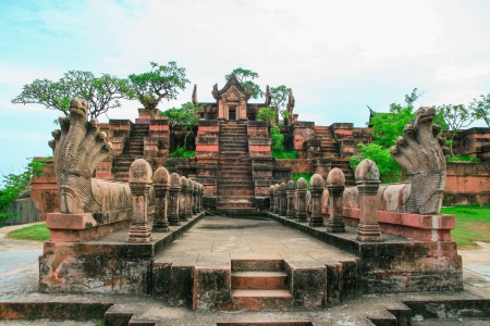 samut prakan: Ancient City at  Samut Prakan in thailand.