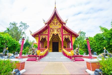 wat jadee ngam northern Chiang Mai thailand