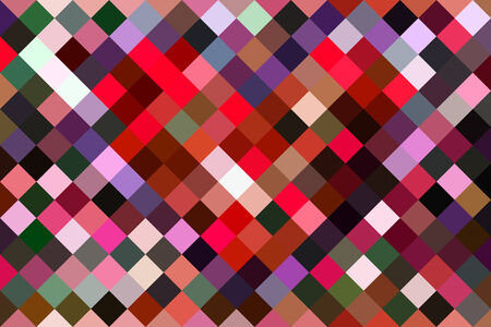 Background design of patterns and colors, dream in the dream fantasy abstract art  photo