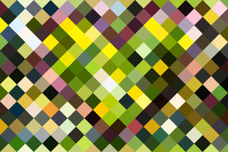 Pattern background  Colorful abstract fractal digital art  Stock Photo