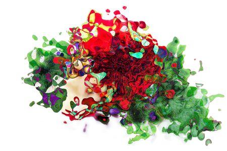pipe dream: Antecedentes de dise�o de patrones de colores, efectos mixtos Bad Trip.