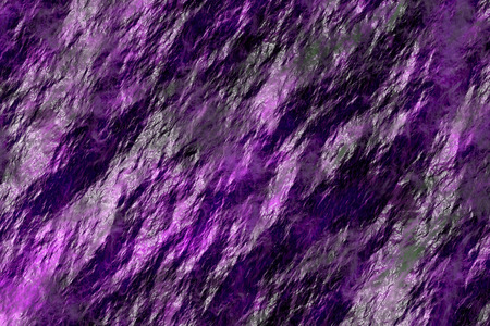 memory drugs: Stone surface purple Background design of patterns and colors, abstract fractal digital art. Stock Photo