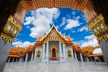 Wat Benchamabophit Dusitvanaram is a Buddhist temple in the Dusit district of Bangkok, Thailand. Also known as the marble temple, it is one of Bangkoks most beautiful temples and a major tourist attraction