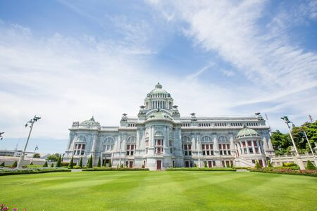 Ananta Samakhom Throne Hall Museum in Bangkok, ThailandThe Ananta Samakhom Throne Hall is a former reception hall within Dusit Palace in Bangkok, Thailand. It now serves as a museum