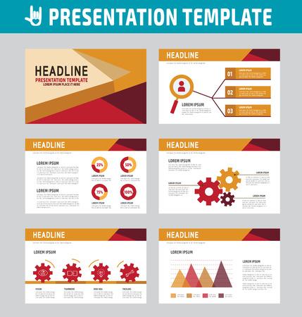 multipurpose: collection of multipurpose business presentation template