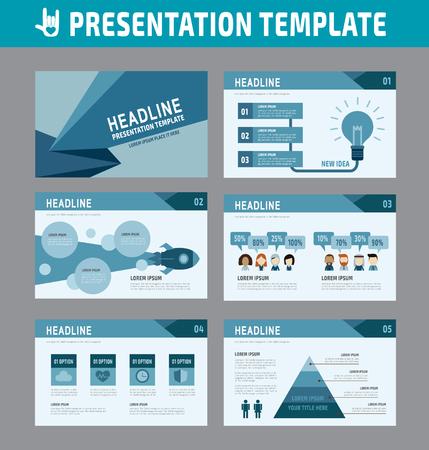 multipurpose: collection of multipurpose presentation template