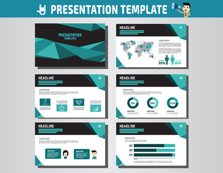 advert: collection of multipurpose presentation template.icons Info graphic element. company advert marketing concept.