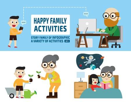 plant stand: leisure activities.infographic elements.flat cute cartoon design illustration.