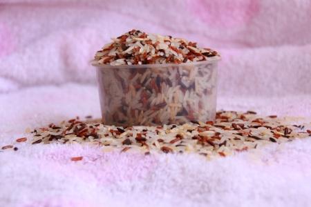 jasmine rice: Arroz jazm�n de Tailandia