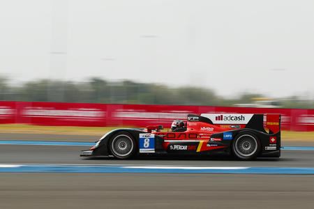 motorsports: Buriram,Thailand - January 10, 2016: Round 3 of the 2016 Asian Le Mans Series took place at the Chang International Circuit, in Buriram, Thailand, on January 8-10, 2016.