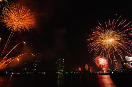 it happy new year thailand stock photo 69861623