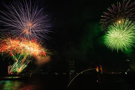it happy new year thailand stock photo 69861053