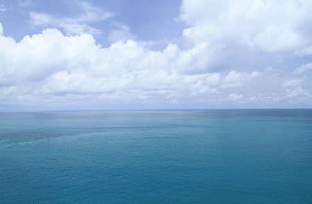 phrom: Laem Phrom Thep, Phuket, South of thailand and blue sky and sea