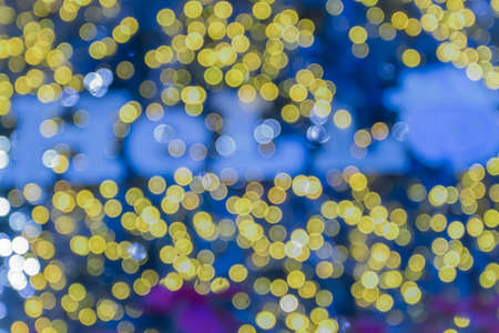 say hello: Say hello and smile for 2015 Happy New Year Bokeh