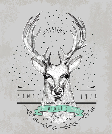 Vintage Dear logo