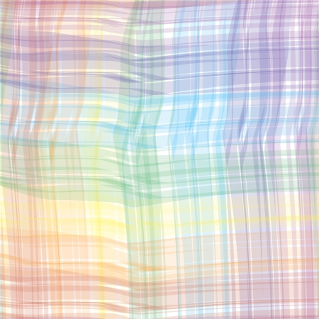 Seamless geometric grunge striped colorful watercolor pattern