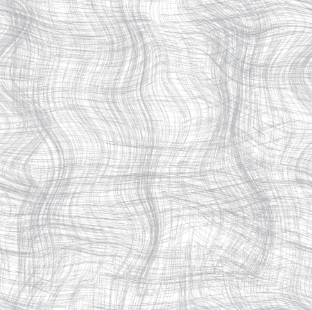 Seamless lines wavy black and white pattern Stock Vector - 15128770