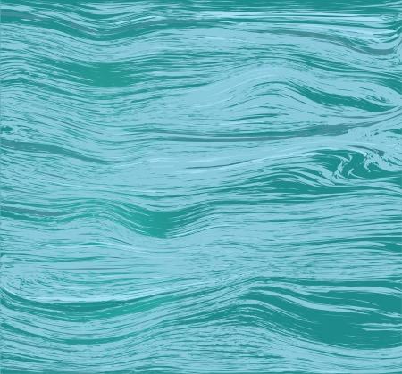 martinet: Eau de surface s'�coulant texture.Sea, rivi�re, lac. Illustration